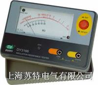 DY3166(1000V) 电子式指针绝缘电阻测试仪