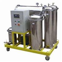 DZB-100不锈钢滤油机 DZB-100