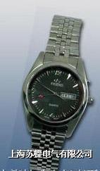單(不銹鋼)石英手表近電報警器