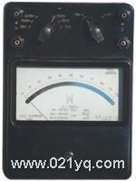 0.5级T51型电磁系交直流毫安/安培/伏特表 T51型