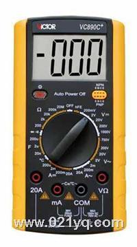 VC9808+ 数字万用表 VC9808+