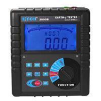 ETCR3000B-接地電阻/土壤電阻率測試儀 ETCR3000B