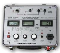 GM系列可调高压数字兆欧表 GM系列