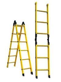 ST绝缘梯具 绝缘关节梯 伸缩绝缘梯 绝缘人字梯 ST