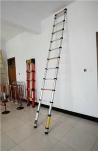 ST铝合金伸缩梯|铝合金升降梯|铝合金人字梯 ST