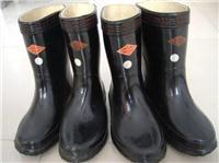 ST电工绝缘靴 电力安全防护绝缘靴 ST