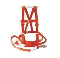 ST高处作业选择的安全带,红色悬挂型安全带,白色安全带 ST