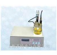 SUTE5504微量水分测定仪 SUTE5504