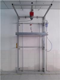 IP12F淋雨试验装置(水不循环)防水试验机