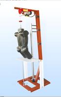 安全帶整體滑落測試儀