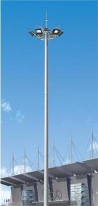 不锈钢材质灯杆  B3