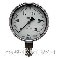 WIKA全不锈钢压力表 232.50.100径向