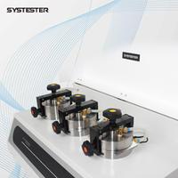 电解法水蒸气透过率测试仪,等压法透氧仪