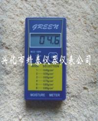 美国技术MCG-100W感应式木纤维水分仪/锯末水分测定仪/木材测湿仪/木粉水分测试仪 MCG-100W