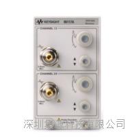 86117A 50 GHz双通道电�?� Agilent86117A