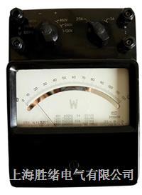 C65-V电磁系直流伏特表