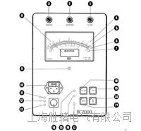 数字绝缘电阻表 KD2671 系列(D,E,F,G)