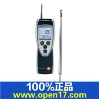 testo 425热线风速仪 可测量温度 数字风速仪 德图热敏风速仪