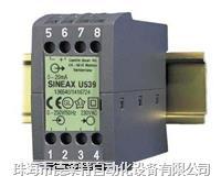 SINEAX U539电压变送器 U539-41A25