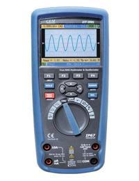 DT-9989 专业彩屏数字示波万用表 DT-9989