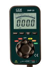 DMP-33系列 迷你型卡片數字萬用表 DMP-33