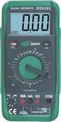 DY2101机械保护式数字万用表 DY2101