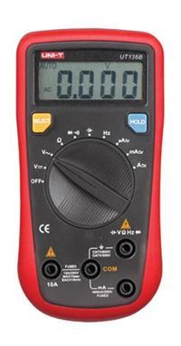 UT136B自動量程數字萬用表 UT136B