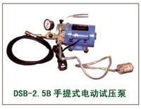 DSB手提式电动试压泵 DSB手提式电动试压泵