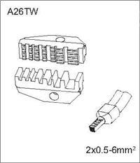 A26TW 可选配钳口 A26TW