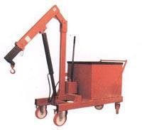 PD配重式液压吊车BYSJ018 PD