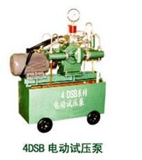 4DSB电动试压泵LYSY009 4DSB