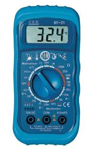 DT-21系列 五合一环境数字万用表 DT-21系列