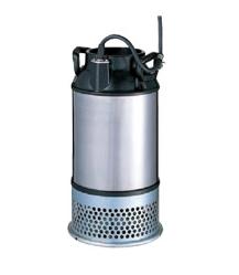 日本TSURUMI鹤见螺旋桨式潜水泵100AB2.4