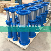 河南偉創專業生產法蘭套筒式補償器 ZTB-B