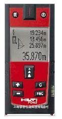 德国喜利得(HILTI) PD42 高精度手持式激光测距仪(200m)  PD42