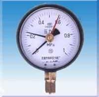 定位型压力表