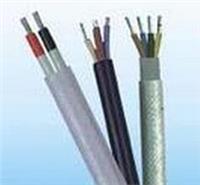 氟塑料绝缘和护套耐高温控制电缆KFF-200