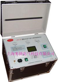 智能化抗干扰介质损耗测试仪 JSY-03