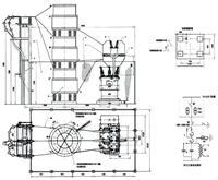 集合式手动换排调容并补成套装置 10(6)kV1500-2800kvar