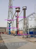 调频式串并联谐振耐压高压成套装置