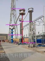 串联谐振耐压试验项目 LYYD2000