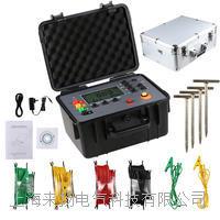 接地电阻及土质电阻率分析仪