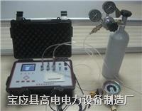 GDJSY-SF6氣體密度繼電器校驗儀 GDJSY