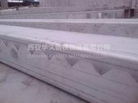 西安定制厂房车间不锈钢排水天沟,来图加工楼房不锈钢水槽