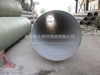 供应西安SUS304不锈钢管矩形焊管(扁管)