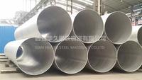 西安环保水处理造纸工业用不锈钢焊管