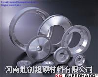 陶瓷结合剂金刚石砂轮,钻石打边轮