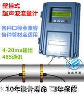 TDS-100P固定壁挂式超声波流量计
