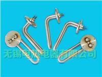 L型法兰式电热管、无锡法兰电热管、无锡电热管、不锈钢电热管 L型电热管
