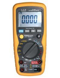 AT-9955 专业汽车数字万用表 AT-9955